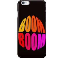 BOOM-BOOM - products iPhone Case/Skin