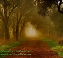 """""""The Path Of The Righteous"""" by Phil Thomson IPA"""