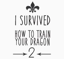 I Survived How To Train Your Dragon 2 by thisisbrooke