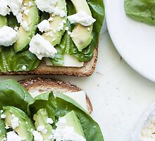 AVOCADO SANDWHICH by meganbevan
