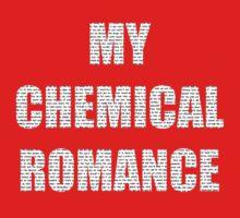 MY CHEMICAL ROMANCE BLACK by xardx