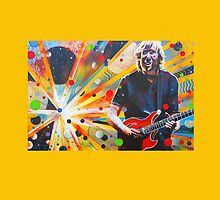 """Trey Anastasio 3 - Sunflower Yellow"" by Kevin J Cooper"