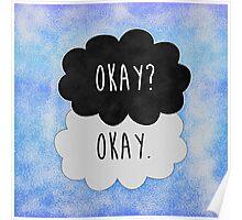 Okay? Okay. Poster