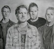 Pearl Jam by SereArt