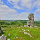Dartmoor: Bowerman's Nose by Rob Parsons