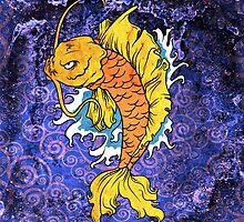Koi Fish by Tr0y