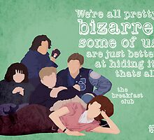 Breakfast Club Quote by Rachel Krueger