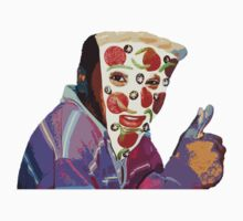 Pizza Face by 4getsundaydrvs