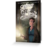 The Supernatural Adventures of Sheriff Jody Mills Greeting Card