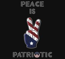 Peace is Patriotic II by Samuel Sheats
