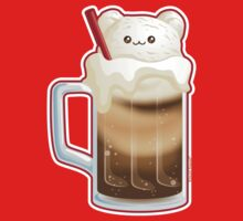Cute Root Beer Float Ice Cream Bear Kids Clothes