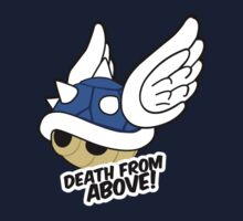 Mario Cart Blue Shell Shirt T-Shirt