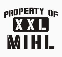Morgantown Inline Hockey League (Black) by greydpeak