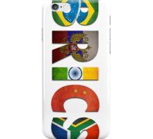 The B.R.I.C.S. iPhone Case/Skin