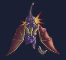 Original Spyro by floravola