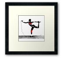 Grace Jones - Island Life Framed Print