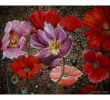 The Poppy Collective Photographic Print