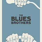 Blues Brothers Poster by Windows98