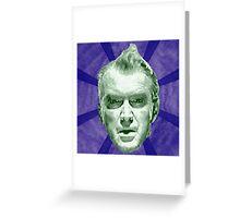 Jim Stewart - Vertigo (Dream Sequence) Greeting Card