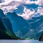 Fjords - Norway by Anastasia E