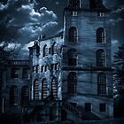 Moonlit Fonthill by Debra Fedchin