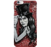 Zatanna iPhone Case/Skin