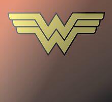 Wonder Woman by PeaceLoveTurtle
