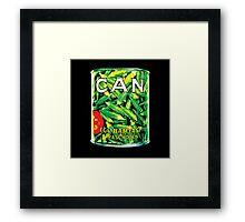 Can Ege Bamyasi Framed Print