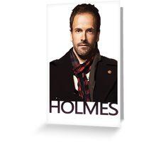 Elementary - Holmes Greeting Card