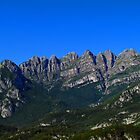 Italian Mountains by Kallian