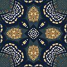 Masquerade Geometry by webgrrl