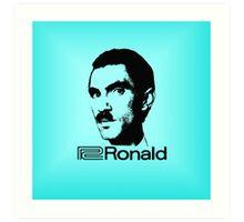 Ronald Art Print