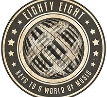 Eighty Eight Keys by Phil Perkins
