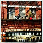 Little Italy, New York City by crashbangwallop