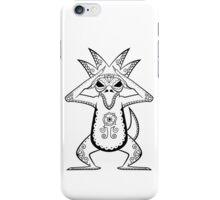 Golduck de los Muertos | Pokemon & Day of The Dead Mashup iPhone Case/Skin