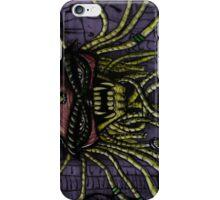 Gigerbraughque iPhone Case/Skin