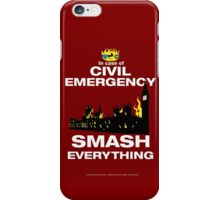 One solution... iPhone Case/Skin