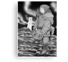 Lyra Belacqua Canvas Print
