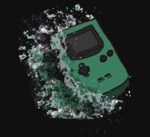 GameBoy Fractured by GeeksFire