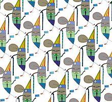 Mr Mouse by twelvefloorsup