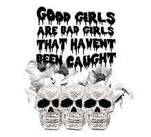 Good Girls Lyric Case by bandate