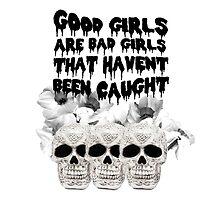 Good Girls Lyric Case by bandate