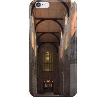 Dunfermline Abbey Church Nave iPhone Case/Skin