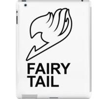 Fairy Tail Anime Guild Mark Logo Render Design iPad Case/Skin