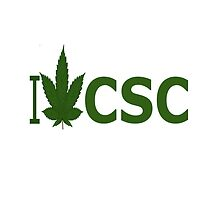 I Love CSC by Ganjastan