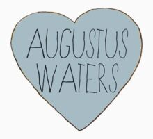 Augustus Waters by primadonnagirl