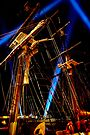 Lightin' in the Riggin' - Dark Mofo 2014 by clickedbynic