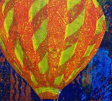 The Night Balloon by Heather Holland by Heatherian