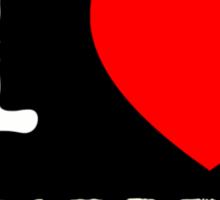 I Heart Beardies - USARK Fund Raiser Sticker! Sticker