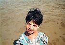 Rohingya Girl © by Ethna Gillespie